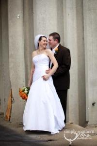 unique whimsical photography wedding winston salem