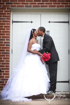 fun bridal and groom formals wedding winston salem photographer