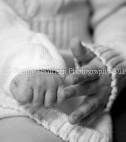 newborn baby photography mocksville