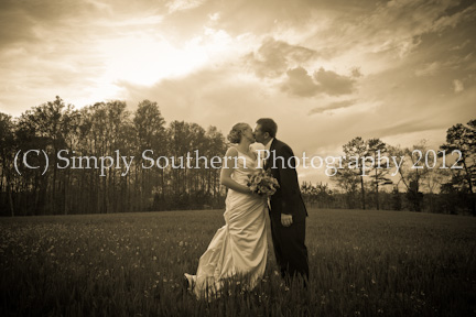 Statesville Rustic Farm Wedding NC